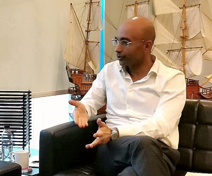 المهندس ياسر شاكر الرئيس التنفيذي لشركة أورنج يشرح لنا الموقف المالي للشركة