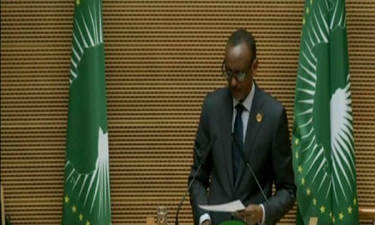 رئيس رواندا