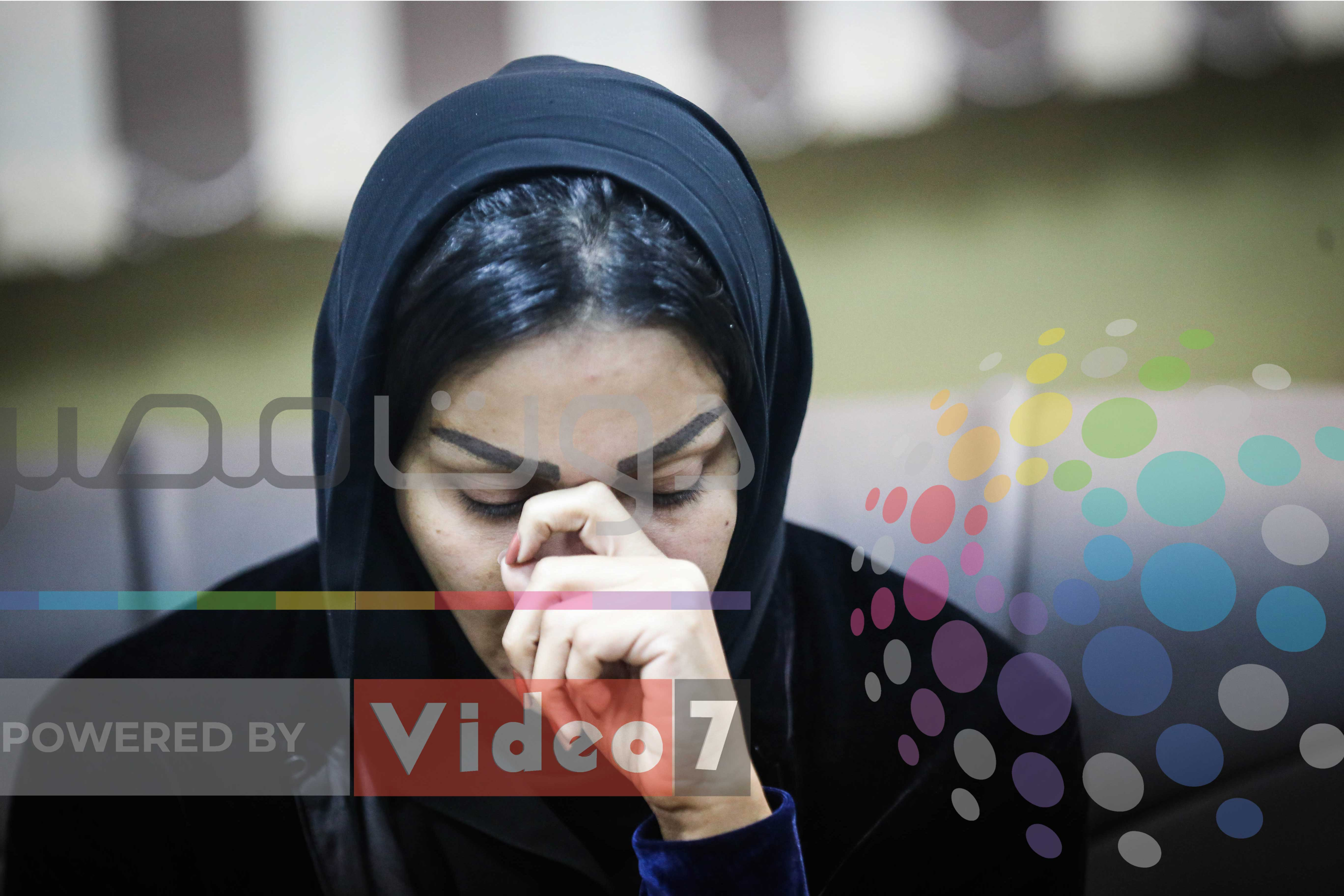 منى فاروق و شيما الحاج