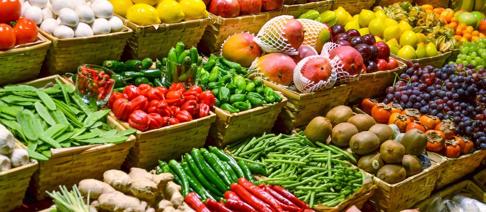 الخضروات والفاكهة في مصر