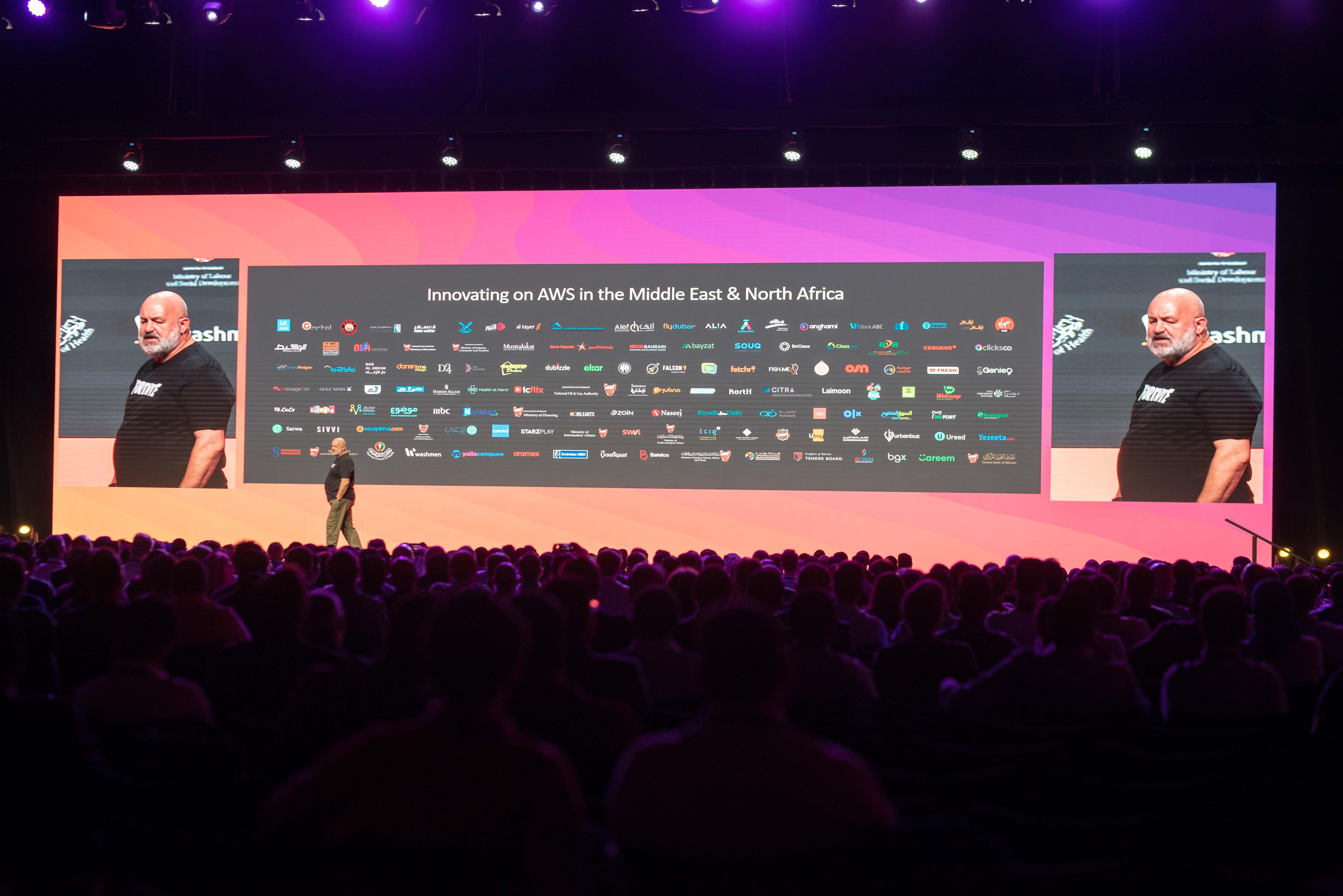 وارنر فوجلز الرئيس التنفيذي للتكنولوجيا في Amazon.com