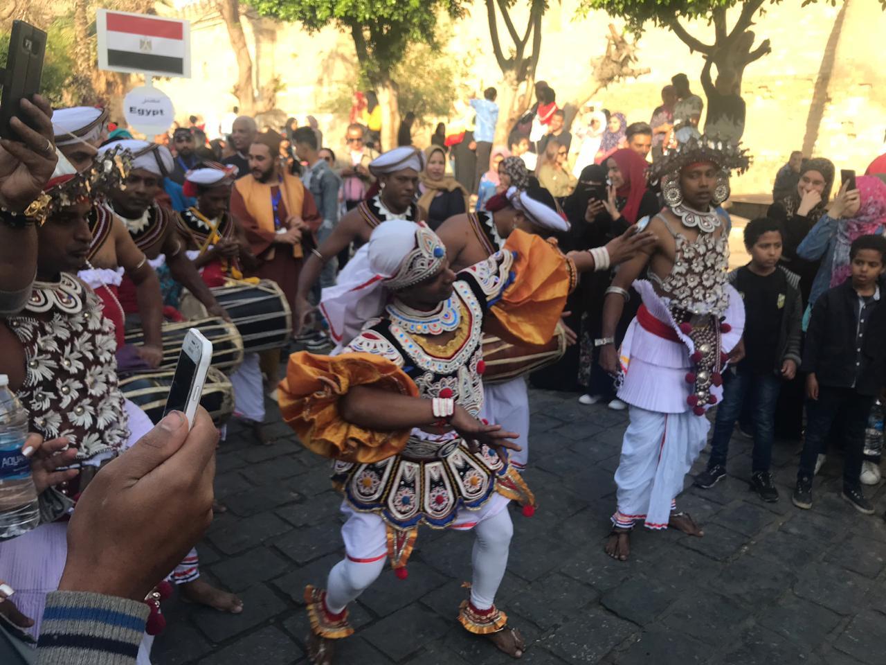 مهرجان الطبول (1)