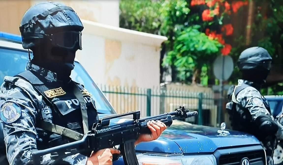 تعزيزات أمنية بمحيط ملاعب أمم أفريقيا (3)