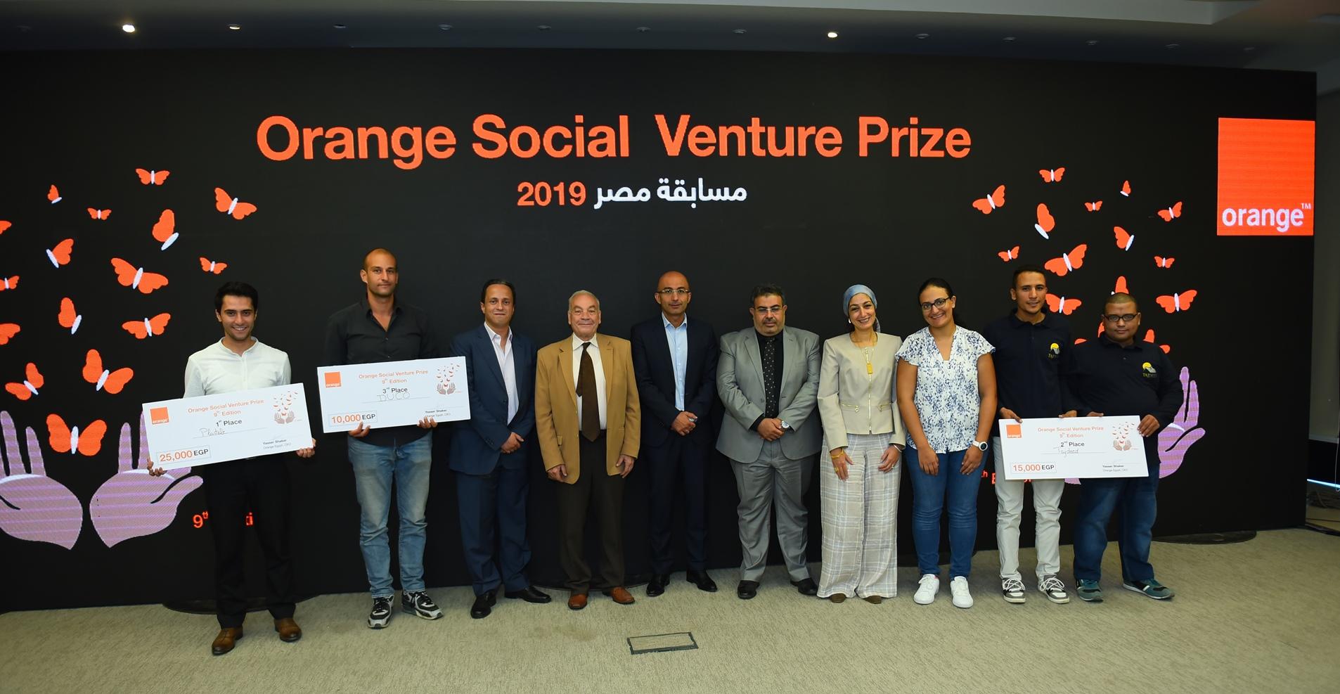 Orange Social Venture 2019