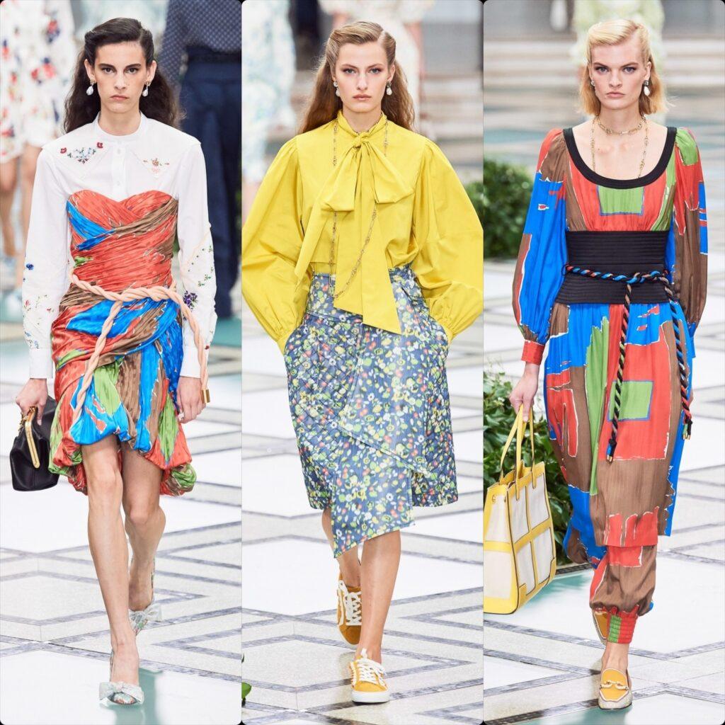 عرض أزياء تورى بورش  (3)