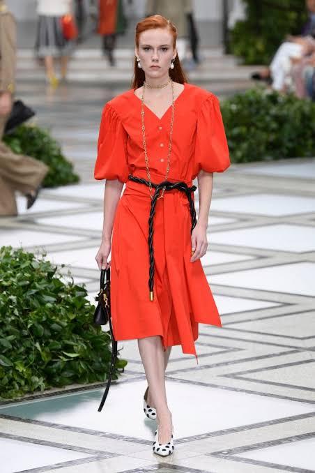 عرض أزياء تورى بورش  (2)