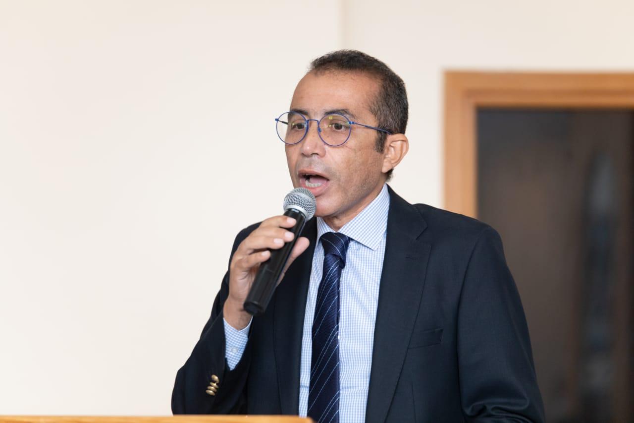 جامعة مصر للعلوم تطلق اسم الشهيد محمد أشرف على مدرج بمستشفى سعاد كفافى