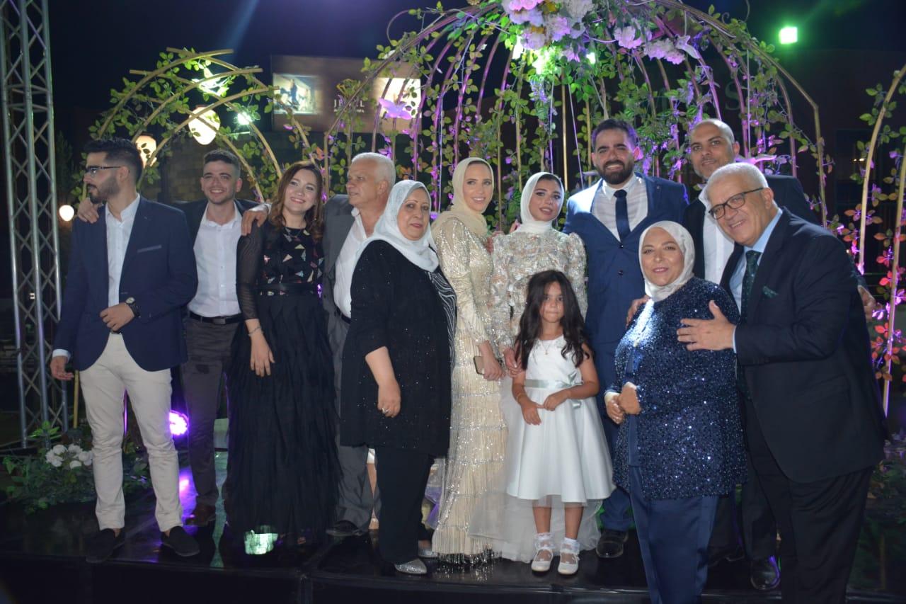 حفل خطوبة ابنة المهندس على الفضالي رئيس شركة مترو الأنفاق  (16)