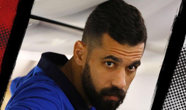 عبدالله السعيد لاعب بيراميدز