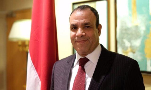 السفير بدر عبد العاطي، سفير مصر في ألمانيا