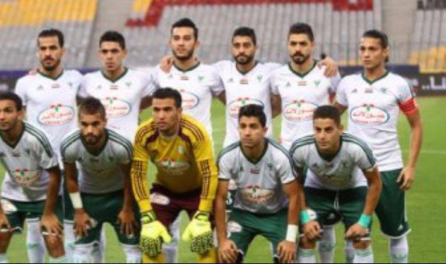 لاعبو المصرى