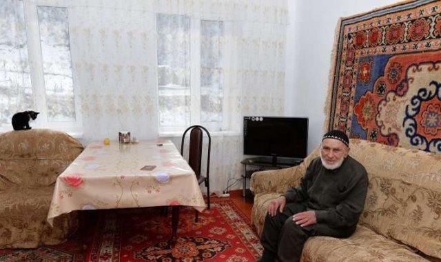 مسن روسي