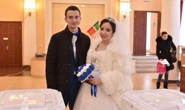 عروسان روسيان