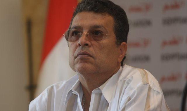 علاء عبد العزيز مدير المنتخب الأوليمبي