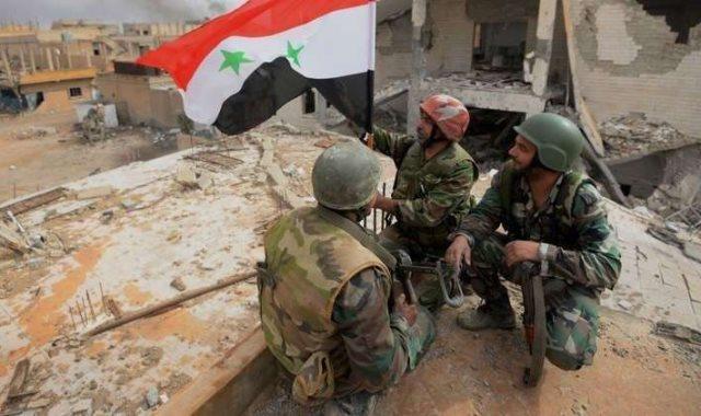 الجيش السوري - أرشيفية