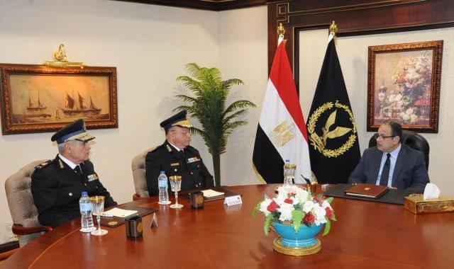 خالد عبد الغفار، وزير الداخلية