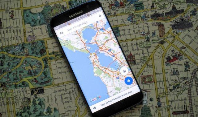 خدمة الخرائط