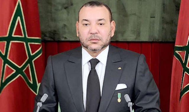 العاهل المغربى الملك محمد السادس