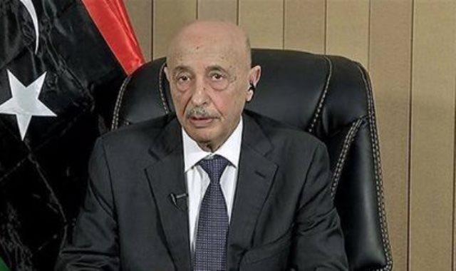 رئيس مجلس النواب الليبى عقيلة صالح