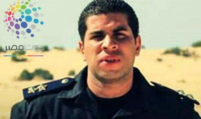 الشهيد البطل النقيب أحمد حجازى