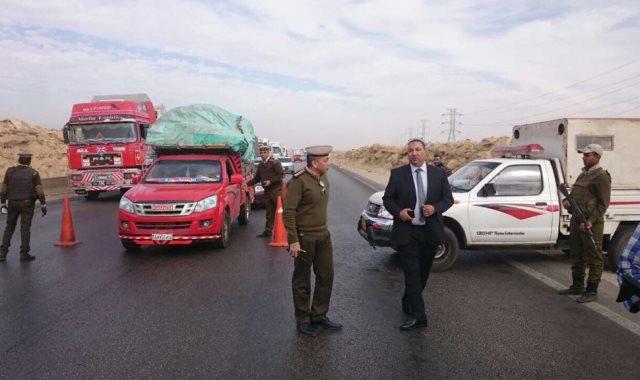 اللواء عصمت الأشقر مساعد الوزير للمرور