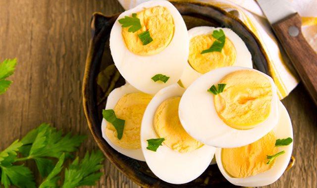 بيض مسلوق,