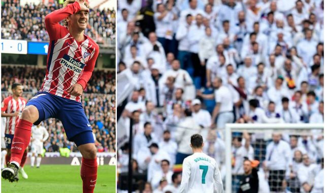 ريال مدريد وأتلتيكو مدريد
