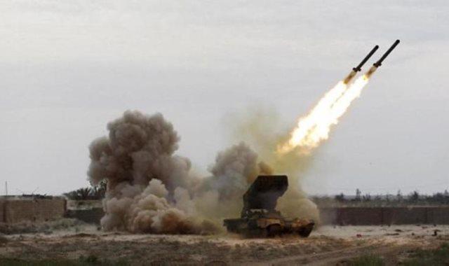 التلفزيون السوري يُعلن تصدي الدفاع الجوى لهجمات على دمشق