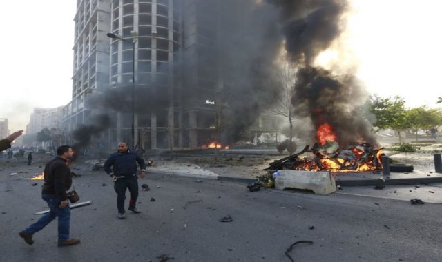 هجوم  داعشي كابول