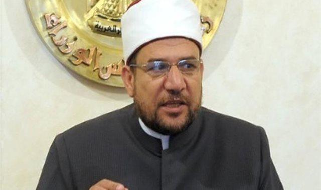 الدكتور محمد جمعة، وزير الأوقاف