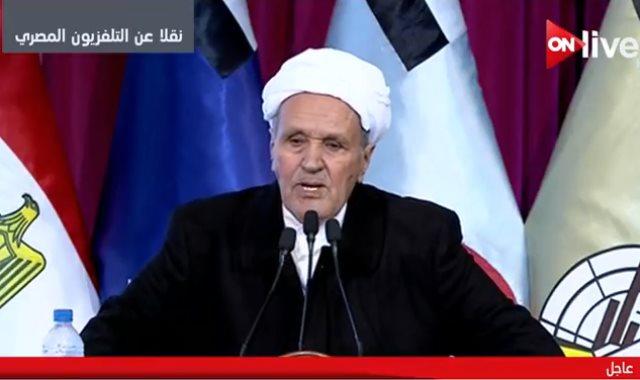 الشيخ حسن خلف، شيخ المجاهدين بسيناء