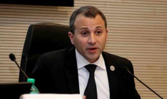 وزير الخارجية اللبناني