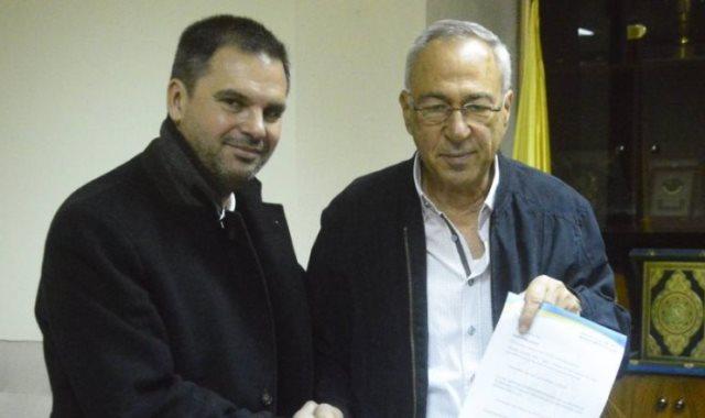 ابراهيم عثمان وبيدرو