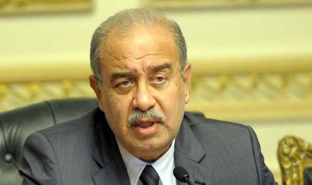 المهندس شريف اسماعيل رئيس مجلس الوزراء