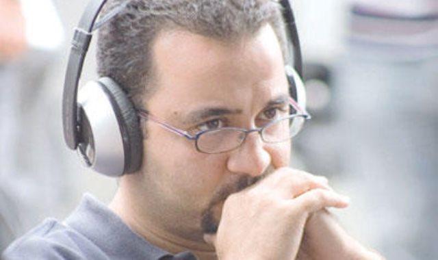 المخرج أحمد سمير فرج