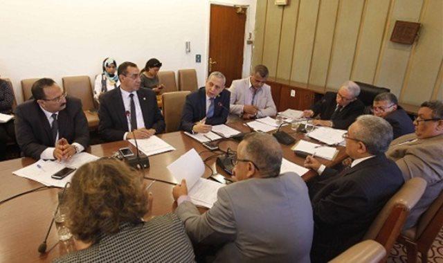 لجنة الخطة والموازنة العامة بالبرلمان
