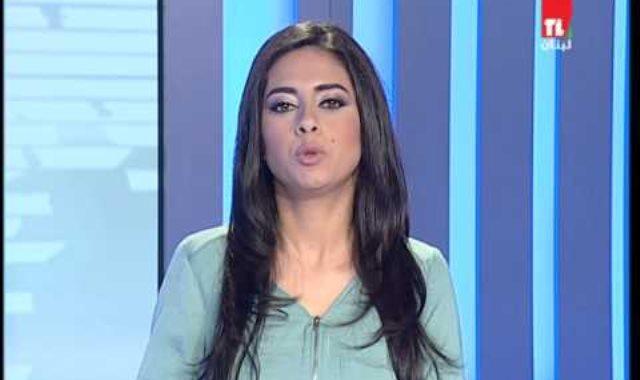 ميراي إبراهيم، مذيعة أخبار في تلفزيون لبنان