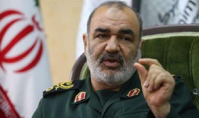 اللواء حسين سلامى قائد الحرس الثورى الإيرانى