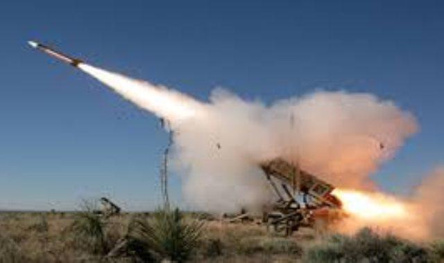 صاروخ بالستى-أرشيفية