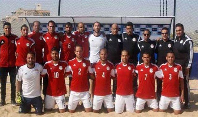 منتخب مصر للكرة الشاطئية