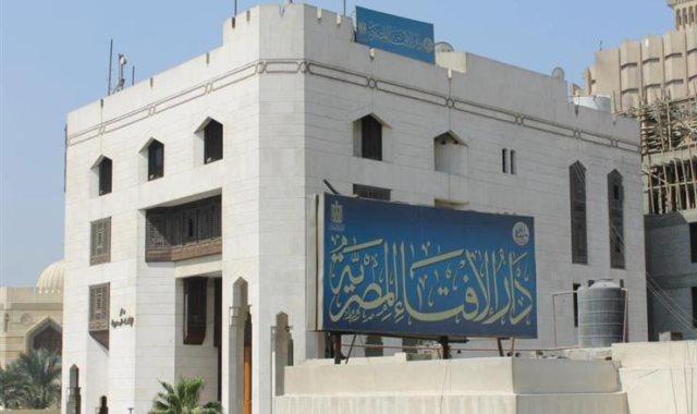 الشيخ محمود شلبى أمين الفتوى بدار الإفتاء المصرية
