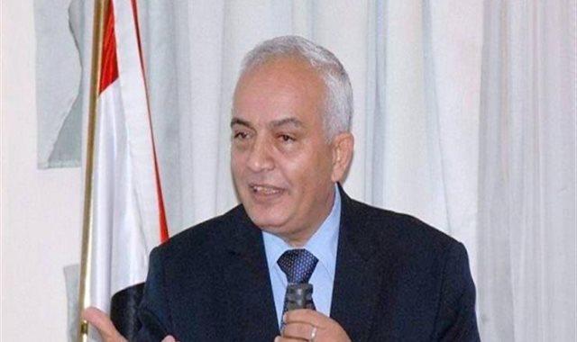 الدكتور رضا حجازى رئيس قطاع التعليم العام