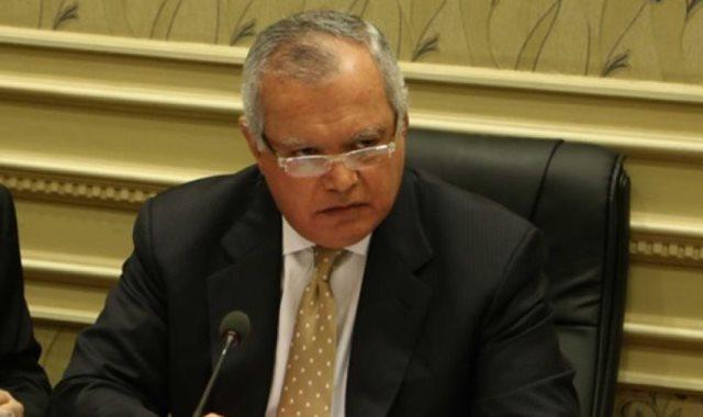 السفير محمد العرابي وزير الخارجية الأسبق