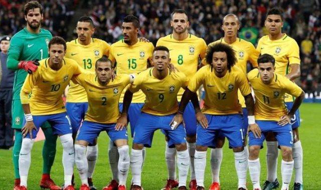 منتخب البرازيل - أرشيفية