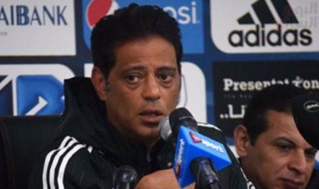 هاني رمزي مدرب مساعد منتخب مصر السابق
