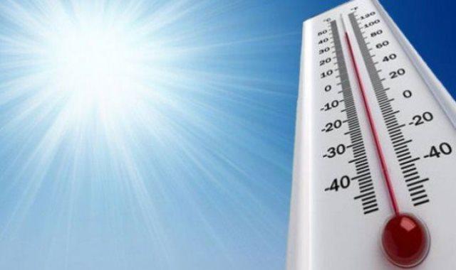 مقياس درجات الحرارة