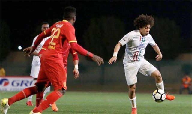 حسين السيد لاعب النادي الأهلي