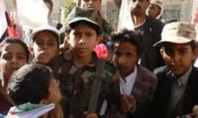 أطفال يمنيين .. ارشيفية