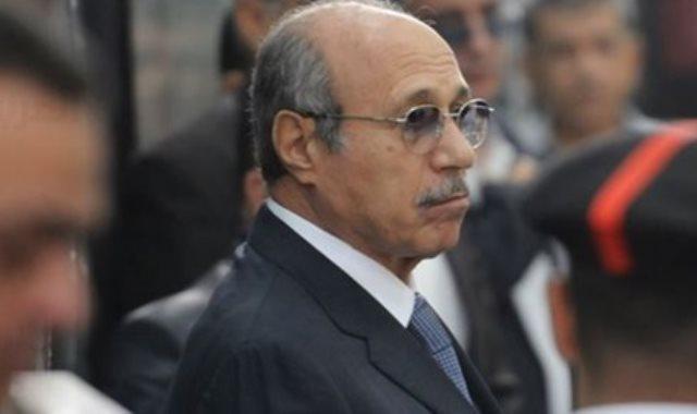 اللواء حبيب العادلى وزير الداخلية الأسبق