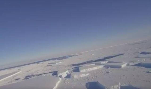 القطب الجنوبي المتجمد